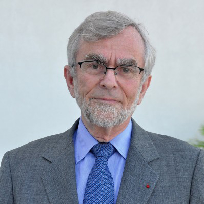 Professor Frederic Jenny from the Global Competition and Consumer Law program
