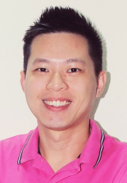 Boon Chong Kwok, Master of Rehabilitation Science student.
