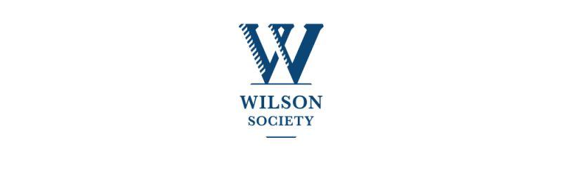 Wilson Society Logo