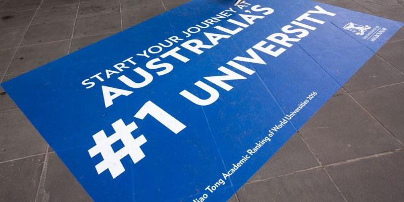 Australia's #1 Uni