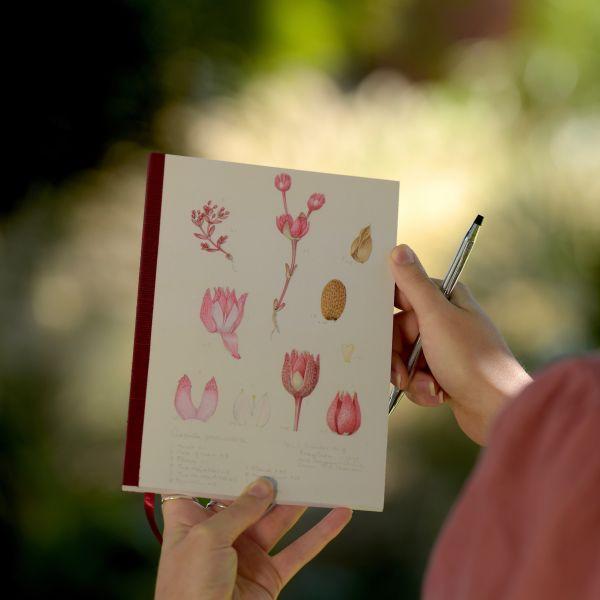 Margaret Stones A5 Sketch Book