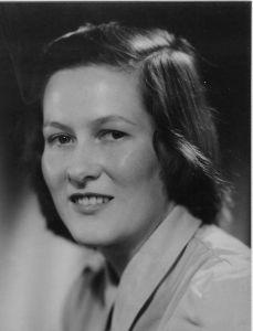 Margaret Stones Black white