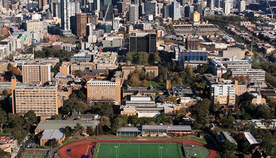 Aerial Shot University
