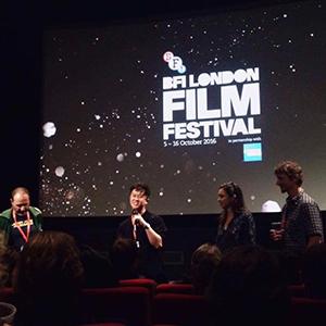 At London Film Festival