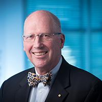 Melbourne Laureate Professor Hugh Taylor AC