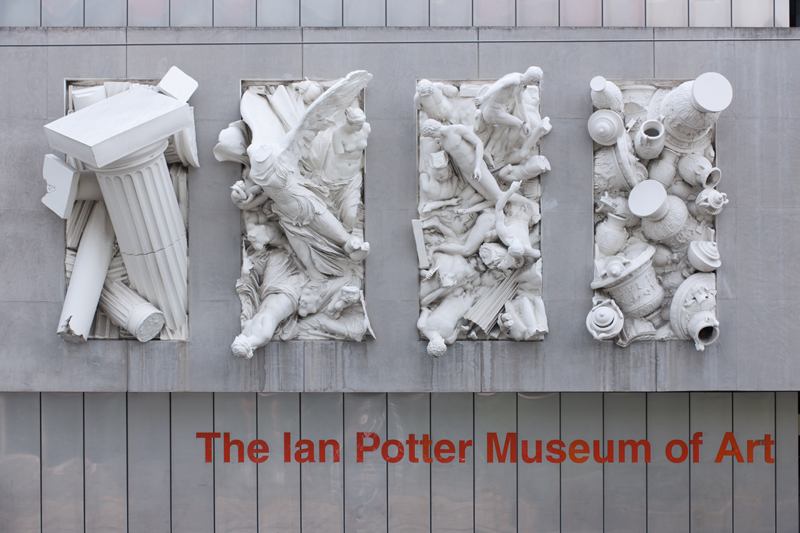 Ian Potter 4 artworks
