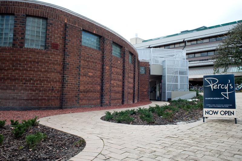 Grainger Museum Percys