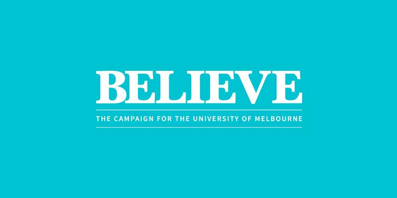 Believe Campaign Logo