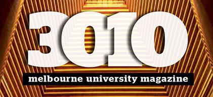2014 Melbourne Univerisity Magazine