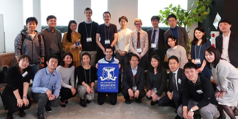 Japan Alumni Welcome Event 2019