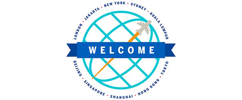 Welcome Program logo