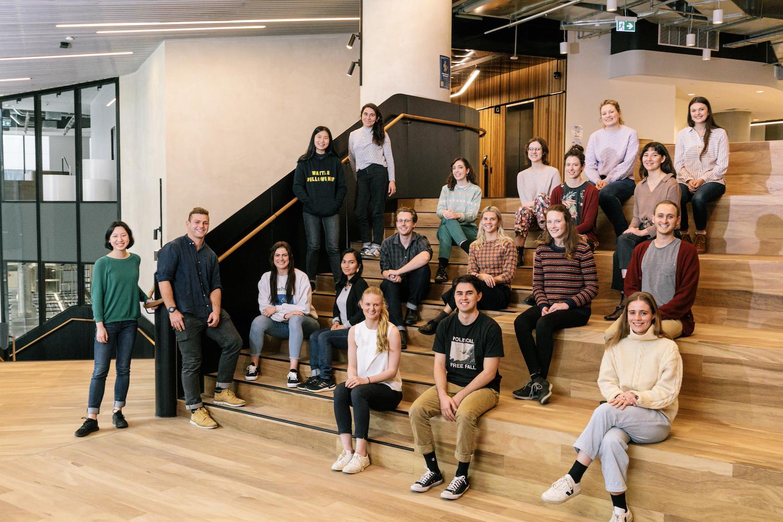 The Inaugural Wattle Fellows 2021