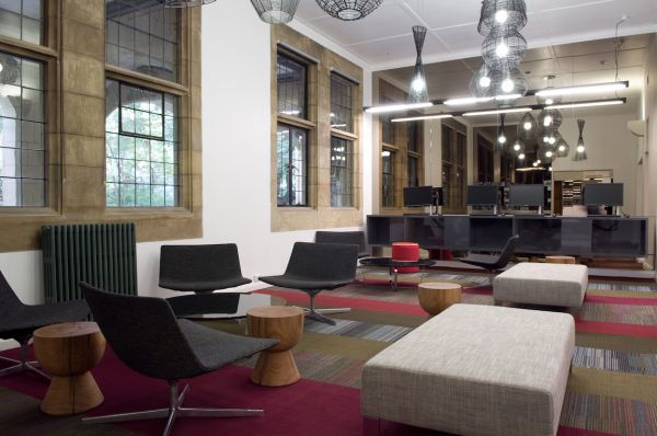 Old Arts Communal space