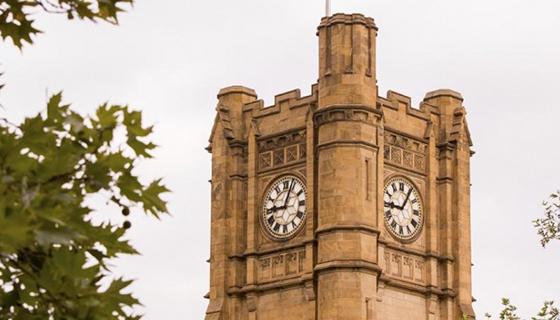 Melbourne University building
