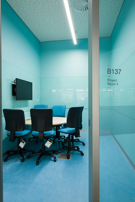 MSD Project Room