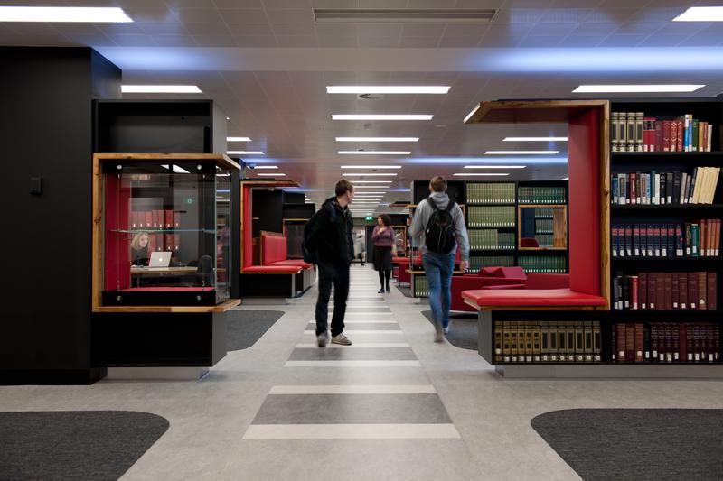 Bailieu Library